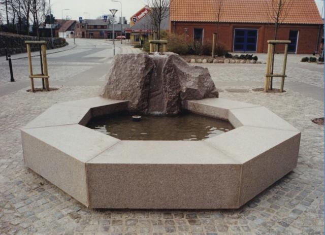 Kirketorvet, Vejen. 1996