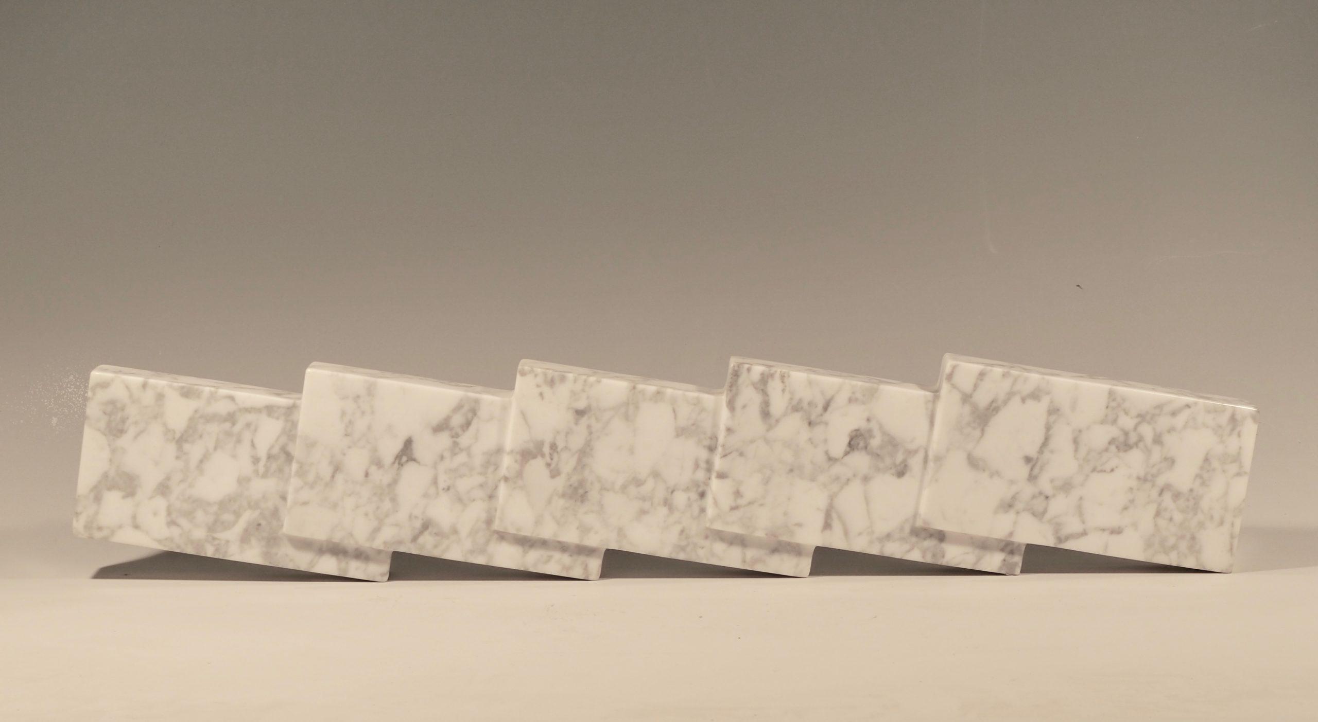 Forløb, Marmor, 14x74x4.5, Pris 9.000 kr.