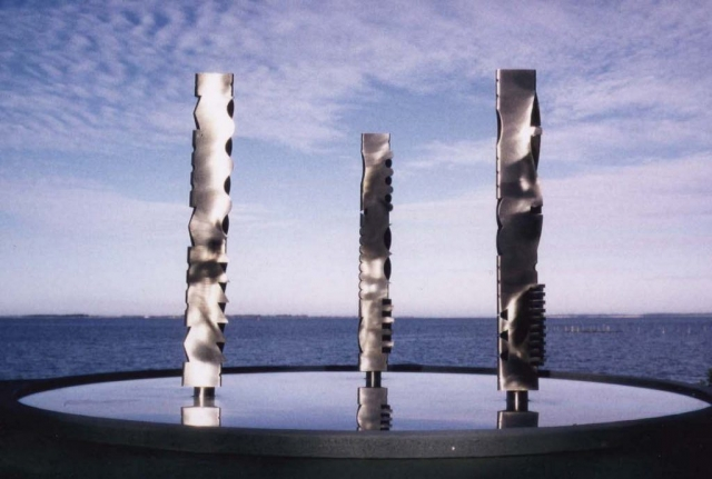 Vandskulptur